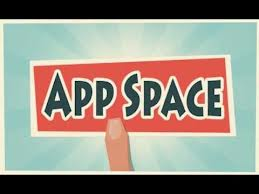 App Space Widget to organize the Home Screen in Android Smart Phones