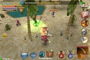 Pocket Legends Andoid Game