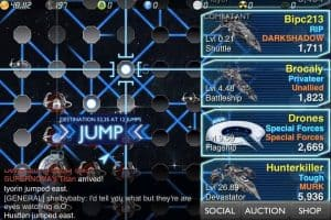 The Infinite Black Game Android