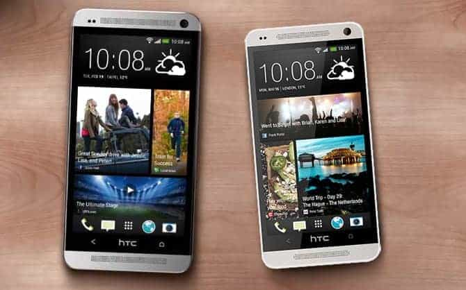 HTC One MINI SmartPhone Specifications and Review
