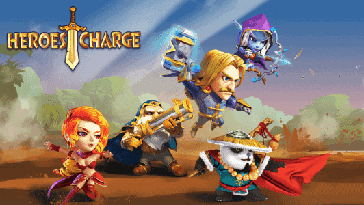 Heroes Charge free Download on PC (windows XP, 7, 8, Mac)