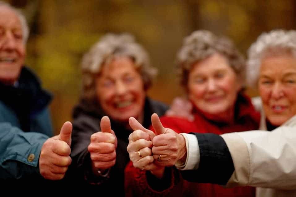 The Older Set: Attracting Seniors to Your Product or Brand