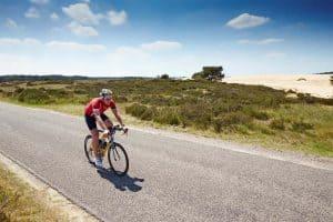 Nederland, Kootwijk, 6 juni 2015 Futurum Veluwe Ride 2015