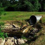 Breaking Down a Broken Sewer Line