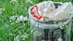 Add More Life To Your Yard By Enhancing Your Trash Cans