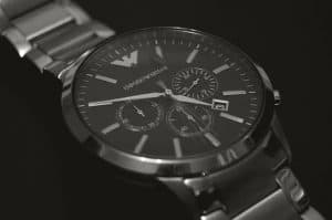 Upgrade Your Style: Some Of The Best Armani Men's Watches Right Now